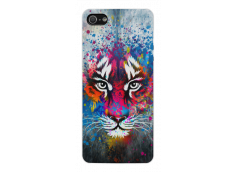 Coque iPhone 5C The Tiger