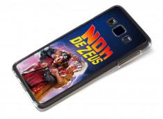Coque Samsung Galaxy A3 Retour Vers le Futur-Nom de Zeus