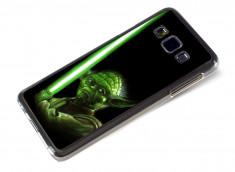 Coque Samsung Galaxy A3 Yoda