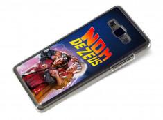 Coque Samsung Galaxy A5 Retour Vers le Futur-Nom de Zeus