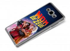 Coque Samsung Galaxy A7 Retour Vers le Futur-Nom de Zeus