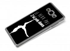 Coque Samsung Galaxy A7 Je Peux Pas J'ai Pole Dance
