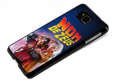 Coque Samsung Galaxy Alpha Retour Vers le Futur-Nom de Zeus