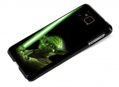 Coque Samsung Galaxy Alpha Yoda
