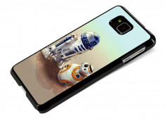 Coque Samsung Galaxy Alpha Robot