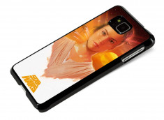 Coque Samsung Galaxy Alpha Rey