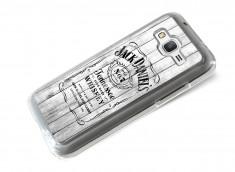Coque Samsung Galaxy Core Prime White Old Jack
