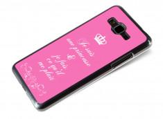 Coque Samsung Galaxy Grand Prime Je suis une princesse