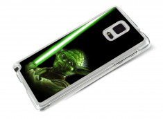 Coque Samsung Galaxy Note 4 Yoda