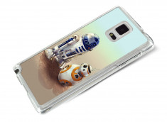 Coque Samsung Galaxy Note 4 Robot
