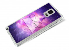 Coque Samsung Galaxy Note 4 Infinity Young
