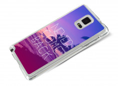 Coque Samsung Galaxy Note 4 Never Come Back