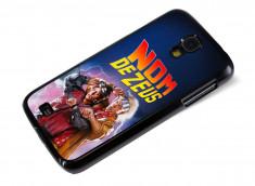 Coque Samsung Galaxy S4 Retour Vers le Futur-Nom de Zeus