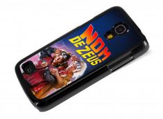 Coque Samsung Galaxy S4 Mini Retour Vers le Futur-Nom de Zeus