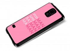 Coque Samsung Galaxy S5 Maman Hero