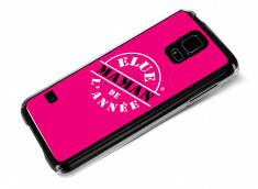 Coque Samsung Galaxy S5 Maman de l'Année