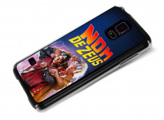 Coque Samsung Galaxy S5 Retour Vers le Futur-Nom de Zeus