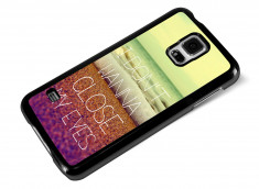 Coque Samsung Galaxy S5 Don't Wanna Close My Eyes