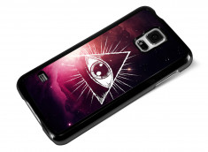 Coque Samsung Galaxy S5 Infinity Eye