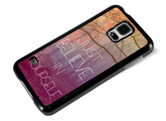 Coque Samsung Galaxy S5 Just Believe in Yourself