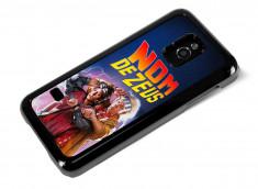 Coque Samsung Galaxy S5 Mini Retour Vers le Futur-Nom de Zeus