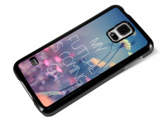 Coque Samsung Galaxy S5 My Future is Coming On