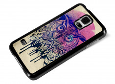 Coque Samsung Galaxy S5 Owl Face