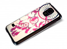 Coque Samsung Galaxy S5 Pink Dreamcatcher