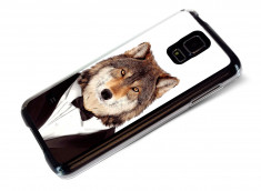 Coque Samsung Galaxy S5 Smart Zoo- Loup
