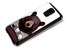 Coque Samsung Galaxy S5 Smart Zoo- Ours