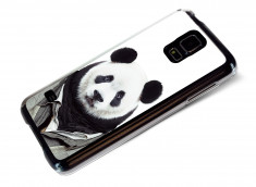 Coque Samsung Galaxy S5 Smart Zoo- Panda