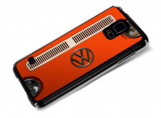 Coque Samsung Galaxy S5 Combi-Orange