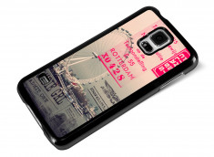 Coque Samsung Galaxy S5 Vintage-London View