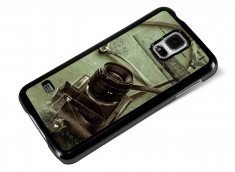 Coque Samsung Galaxy S5 Vintage Case -Photographer