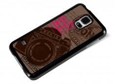 Coque Samsung Galaxy S5 Vintage Case -Reporter