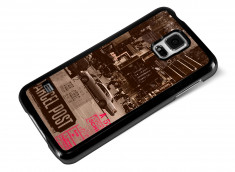 Coque Samsung Galaxy S5 Vintage-Street of NY