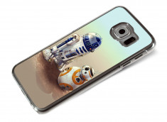 Coque Samsung Galaxy S6 Robot