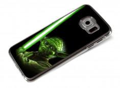 Coque Samsung Galaxy S6 Yoda