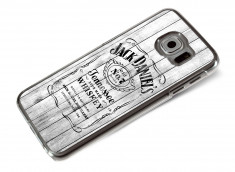 Coque Samsung Galaxy S6 White Old Jack