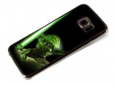 Coque Samsung Galaxy S6 Edge Yoda