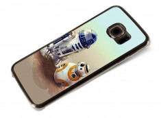 Coque Samsung Galaxy S6 Edge Robot