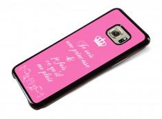 Coque Samsung Galaxy S6 Edge Plus Je suis une princesse