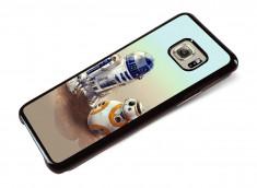 Coque Samsung Galaxy S6 Edge Plus Robot