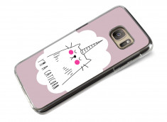 Coque Samsung Galaxy S7 Caticorn