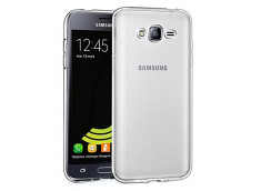 Coque Samsung Galaxy J3 2017 Clear Hybrid