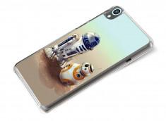 Coque HTC Desire 820 Robot