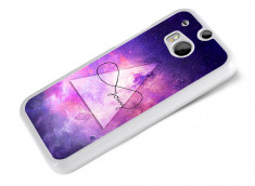 Coque HTC One M8 Infinity Young