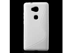 Coque Huawei Ascend P9 Silicone Grip Transparent