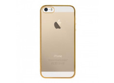 Coque iPhone 5/5S/SE Gold Flex