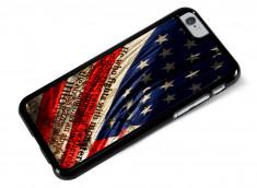 Coque iPhone 6/6S Drapeau USA Grunge